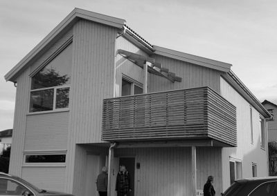 Enebolig, Pollestadmyrå, Klepp kommune