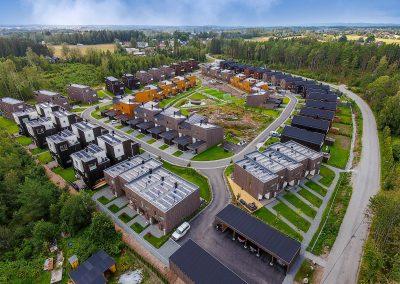 72 boliger, Furumo, Ski kommune