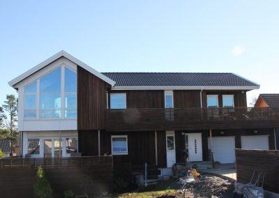 Ombygg, Lygveien, Klepp kommune