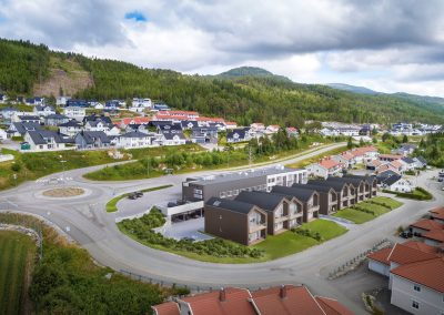 Leiligheter, Årølia, Molde kommune